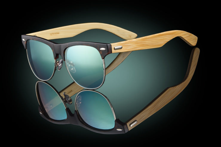 SHOOTS-CM - Bamboo Colored Lens - Johnny Shades