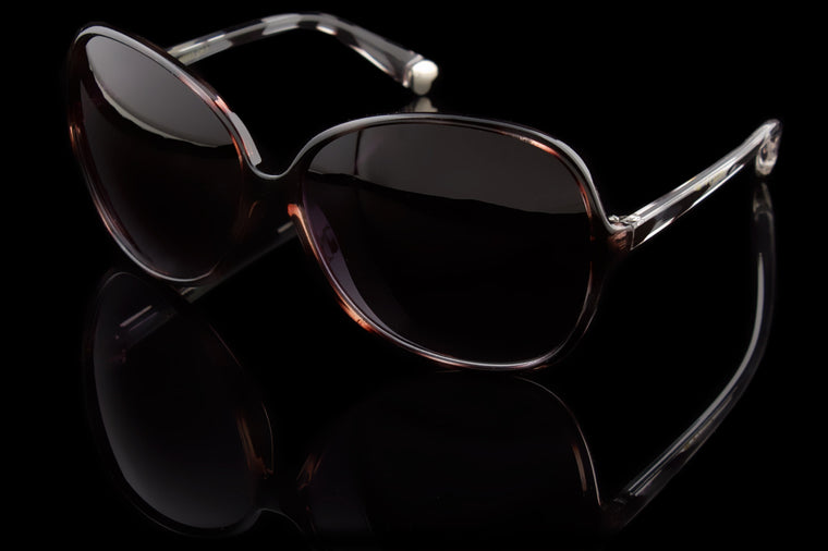 "Oversize Luxury Womens Designer Fashion Sunglasses ""Paris"""