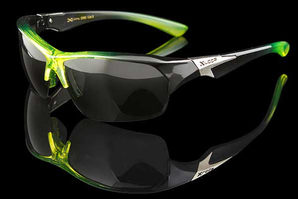 "Polarized Wraparound Sport Cycling/Wakeboarding/Snowboarding Sunglasses ""K2"""