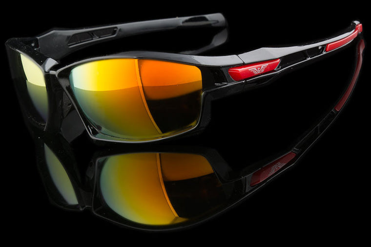 "Extreme Sports Wraparound Sunglasses ""Revert"""