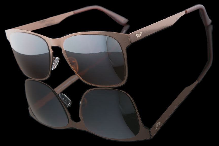 "Classic Thin Wayfarer Fashion Sunglasses ""Tommy"" - Johnny Shades"