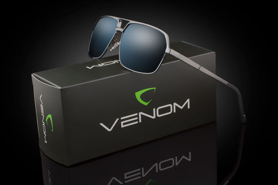 "Venom ""AMALFI"" - Polarized/Techtanium - Johnny Shades"