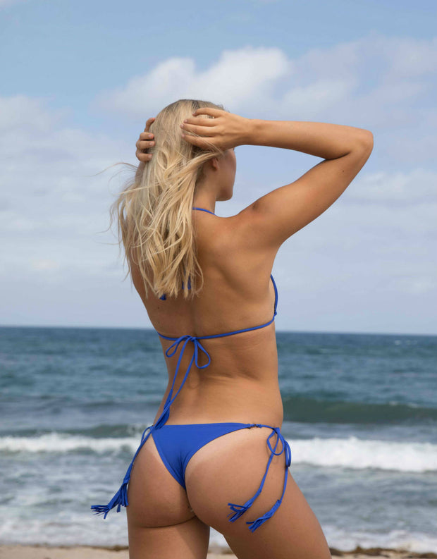 Acacia Swimwear Polihale Bottom in Royal