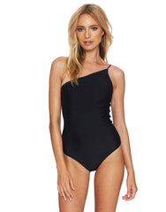 Jen One Piece Swimsuit in Black