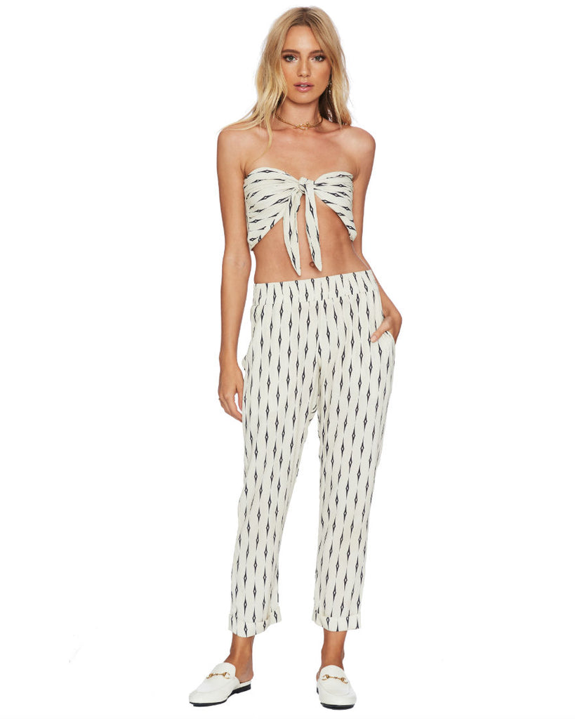 Carter Pant in Diamond Print