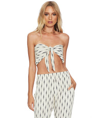 Beach Riot Avery Top in Diamond Print