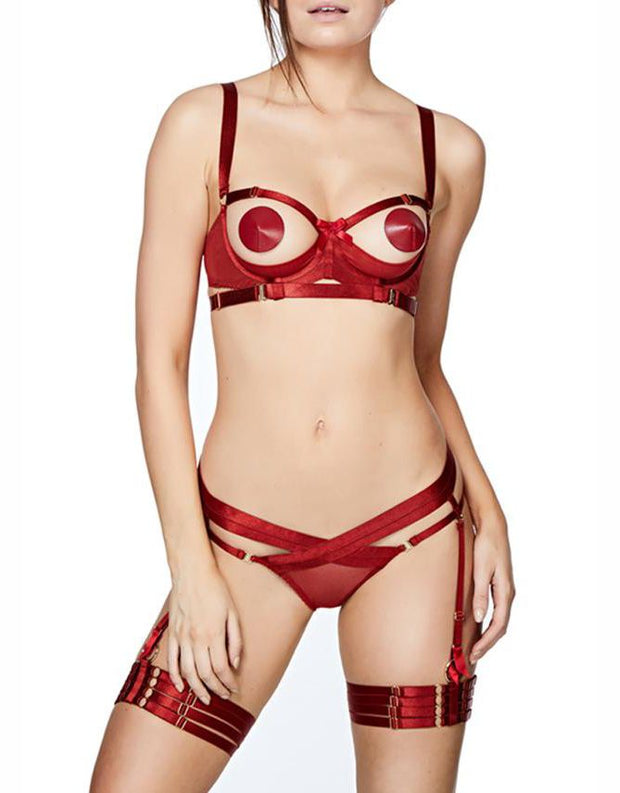 bordelle-gia-shelf-bra-in-burnt-red