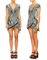 Camilla Hanging Around Cap Sleeve Playsuit