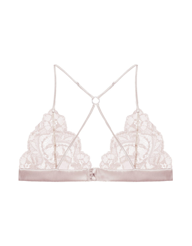 Fleur of England Lily Lace Bralette
