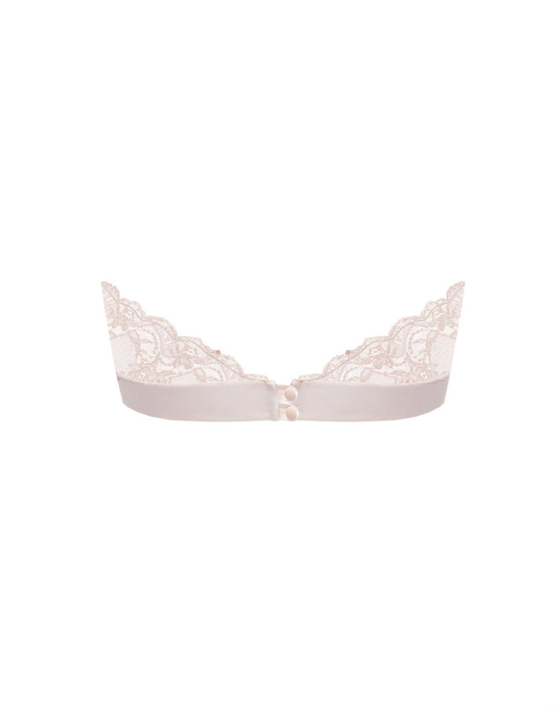 Fleur of England Lily Strapless Bralette