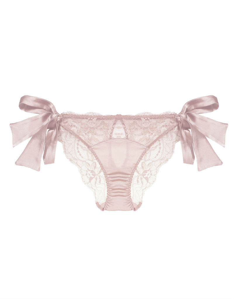 Lily Lace Bow-tie Brief
