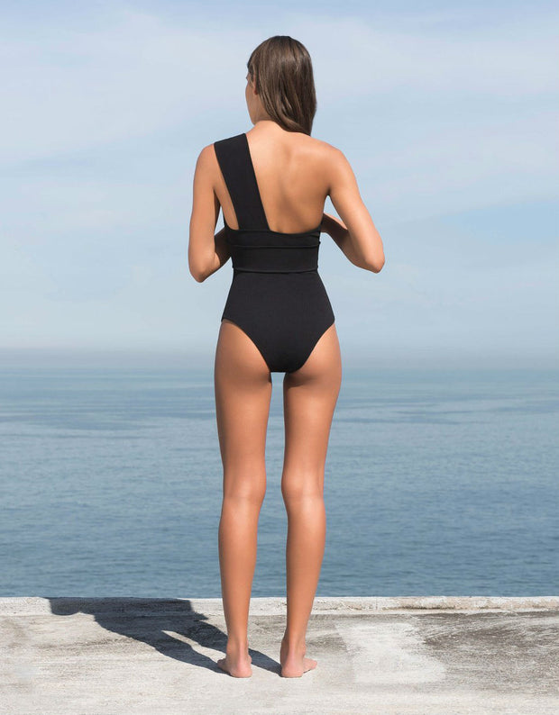 Haight Maria One Piece in Black