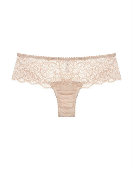 Penny French Brief Rose Quartz