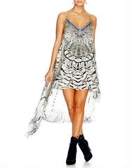 Wild Belle Tank Dress with Long Back