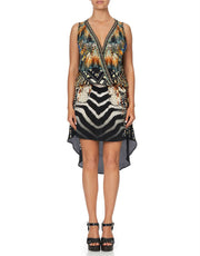 camilla-lost-paradise-cross-over-dress-with-long-back