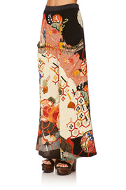 Camilla Kissing The Sun Wide Leg Trouser W/ Front Pockets