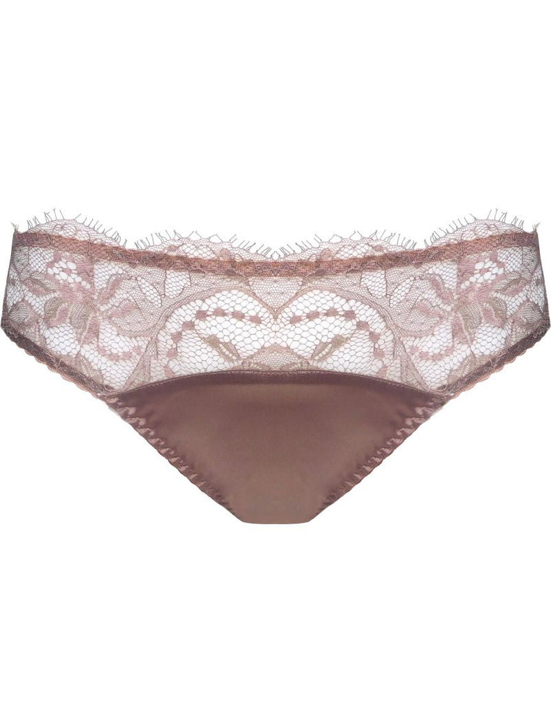 Mink Lace Brief