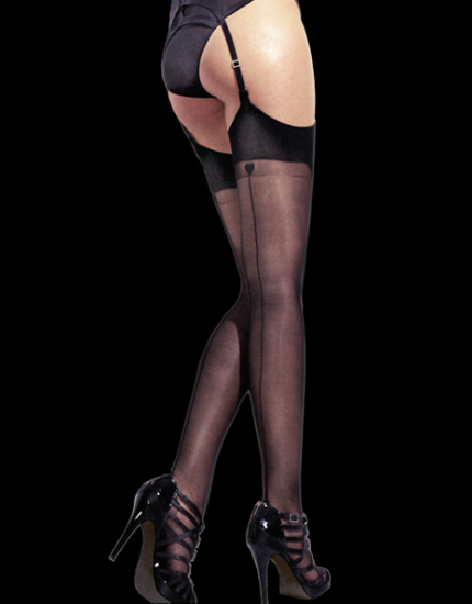 lascivious lingerie seamed stockings