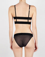 Edith Brief in Black