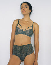 Lonely Label Lieke Underwire Bra Pine
