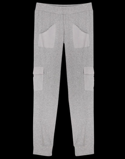 Winter Chill Pant in Cloud Grey