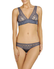 Stella McCartney Mathilda Giggling Soft Cup Grey Bra