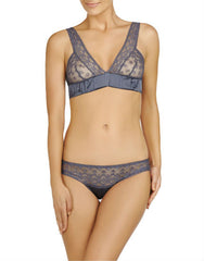 Mathilda Giggling Soft Cup Silk & Lace Bra