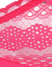 Stella McCartney Alina Playing Pink Lace