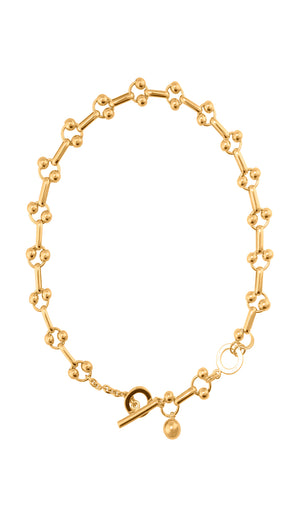 Gold Regio Necklace