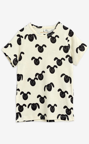 Load image into Gallery viewer, Black Rabbits Aop Ss Tee