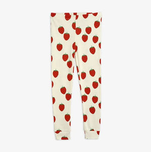 Load image into Gallery viewer, Strawberry Aop Leggins