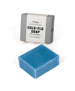 Load image into Gallery viewer, Cold + Flu Soap