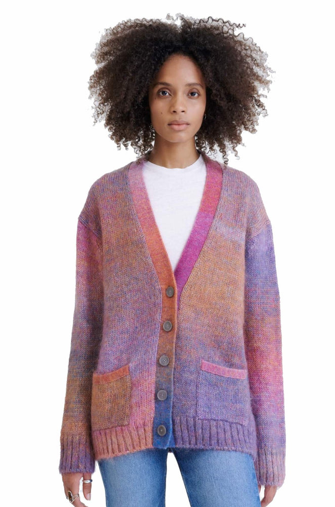 Load image into Gallery viewer, 90s Oversized Cardigan