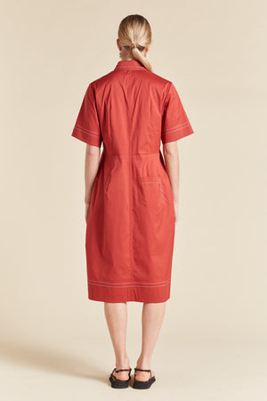 Tula Tulip Shirtdress