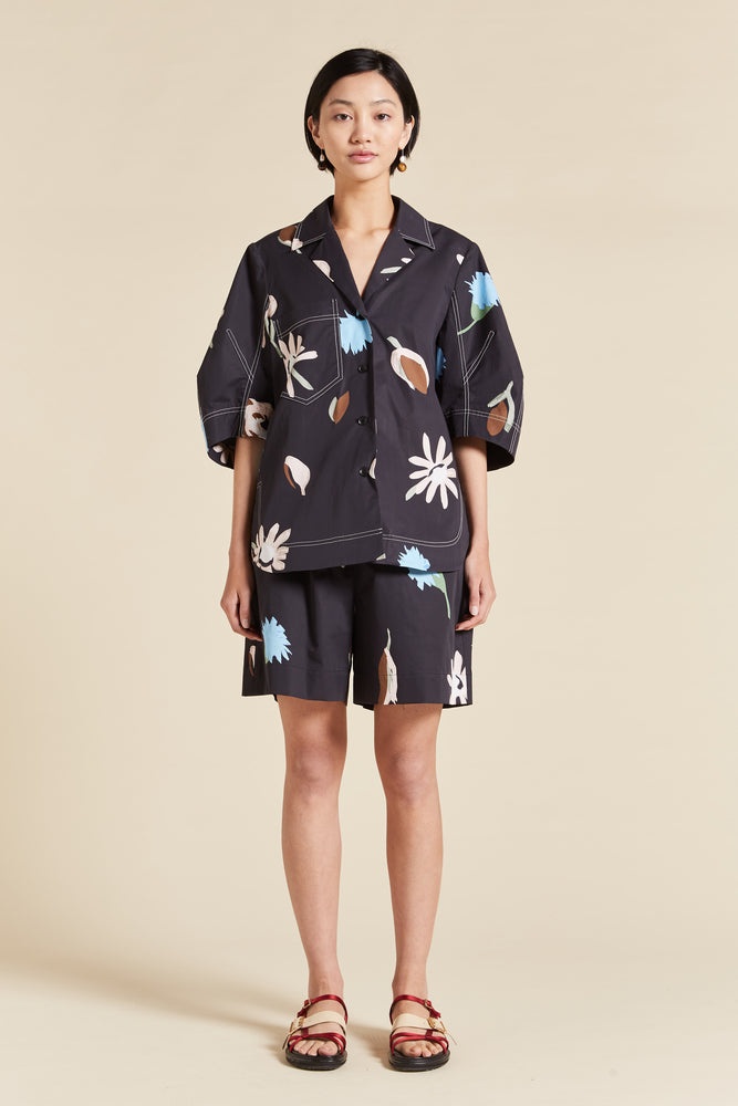 Bloomsbury Cocoon Sleeve Shirt