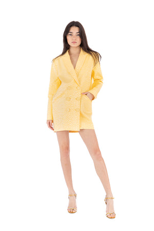 Load image into Gallery viewer, Oversized Blazer Dress