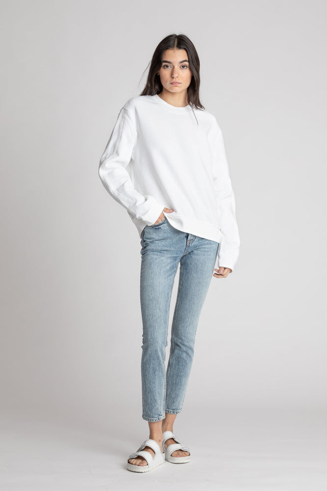 Load image into Gallery viewer, Emilia Sweatshirt w Piping