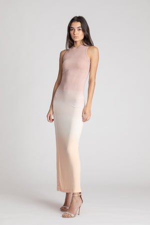 Load image into Gallery viewer, Beekman Dress Ombre