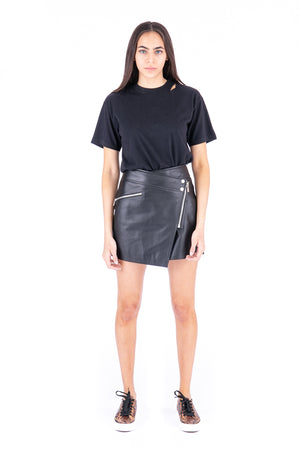 Load image into Gallery viewer, Sarah Leather Skirt