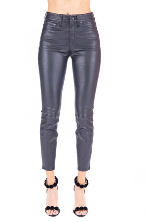 Load image into Gallery viewer, Nina High Rise Ankle Skinny BL
