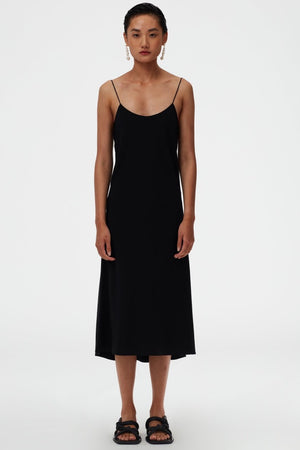 Load image into Gallery viewer, 4Ply Silk Bias Slip Dress