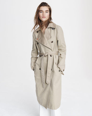 Adriene Cotton Coat