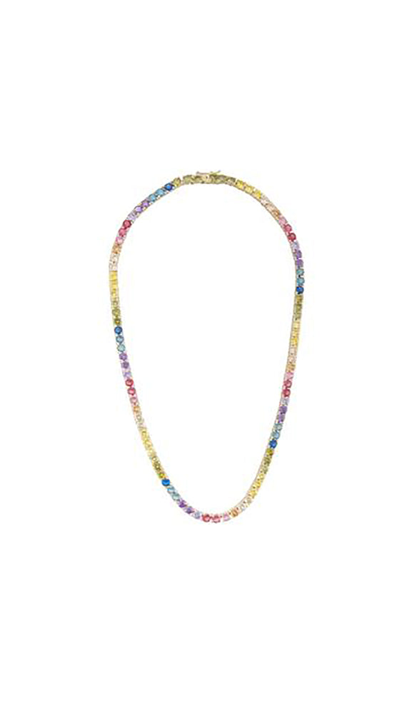 Load image into Gallery viewer, Laguna Rainbow Necklace