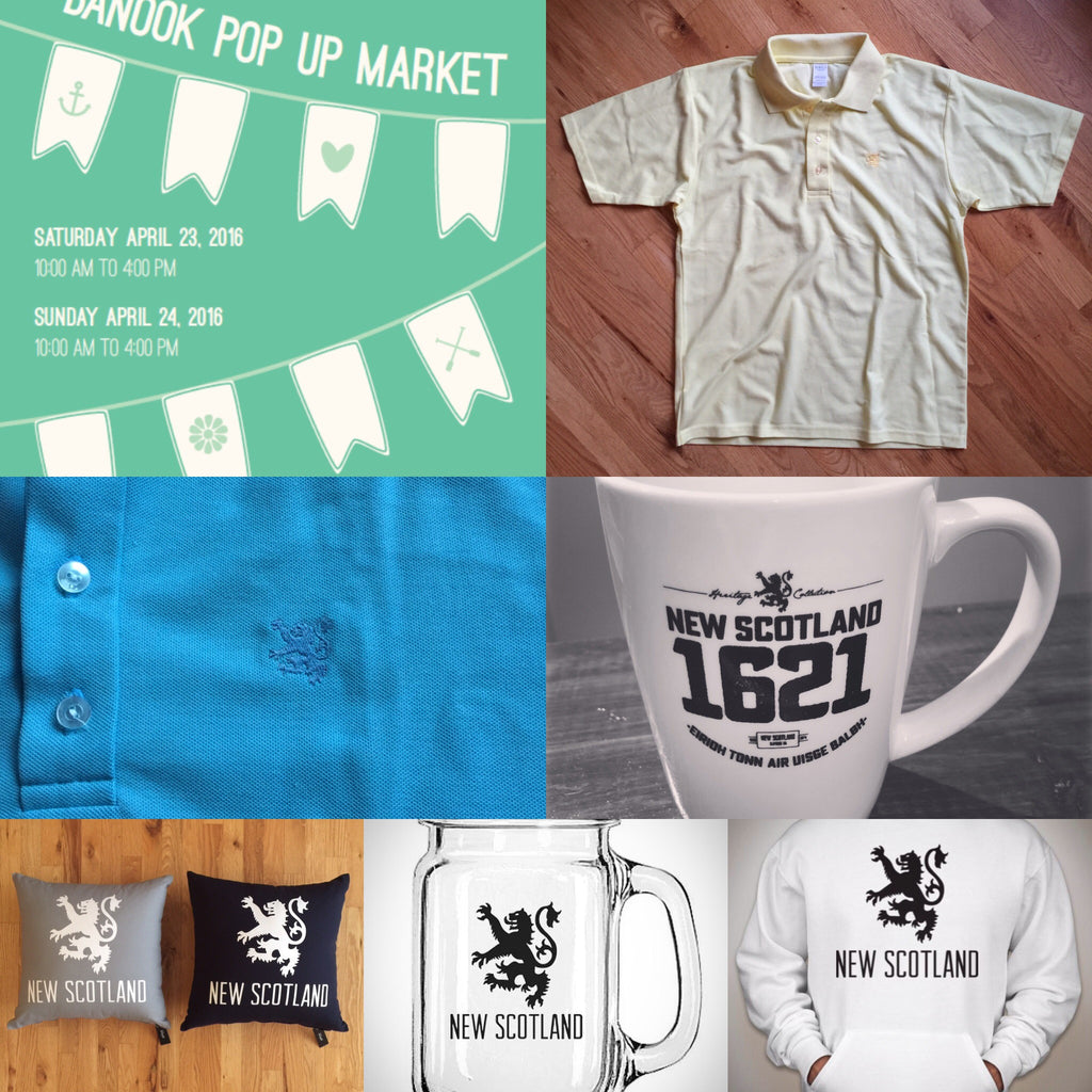 Banook Pop-Up Market!