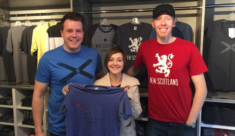 New Scotland Clothing & Heather Rankin