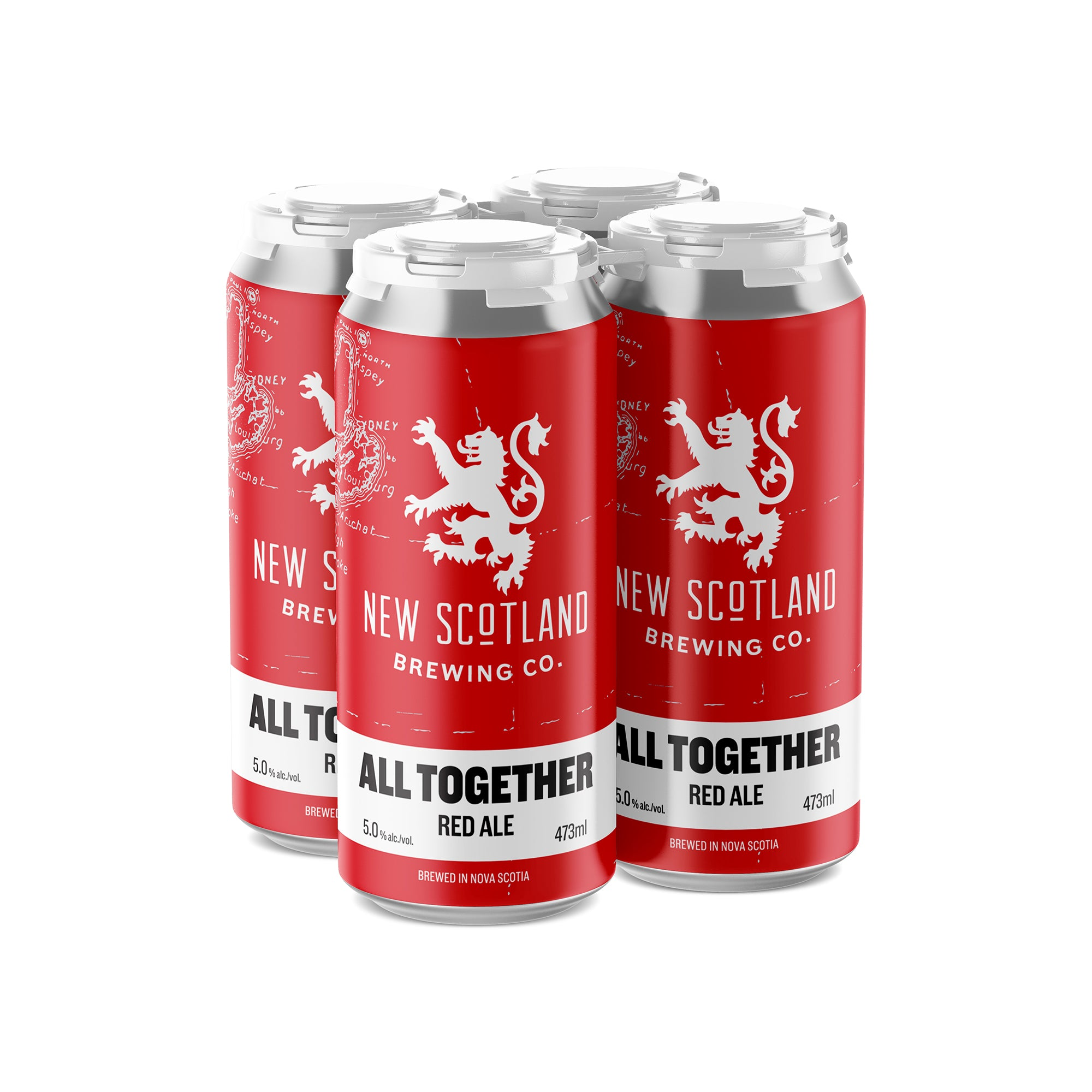 All Together Red Ale