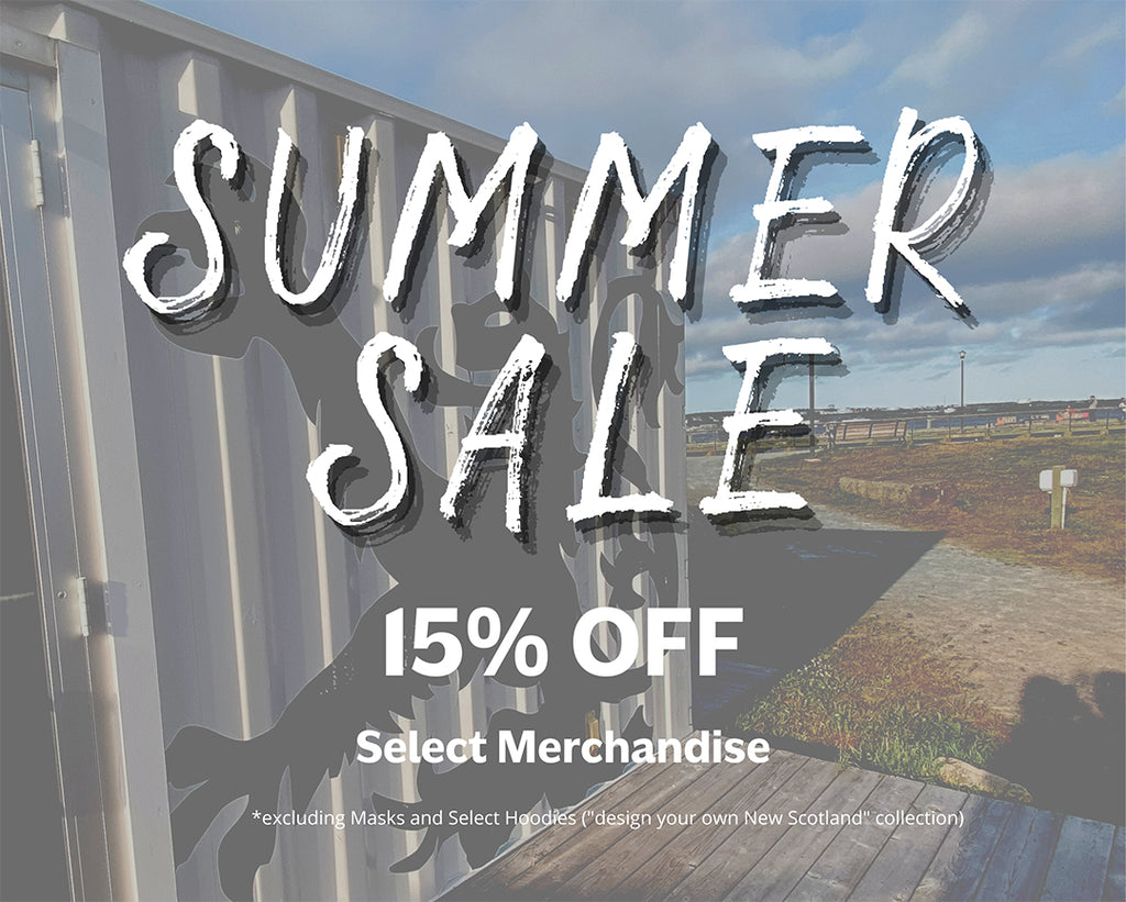 Made In Canada RESPONSIBLY DESIGNED, SUSTAINABLY CRAFTED. Summer Sale