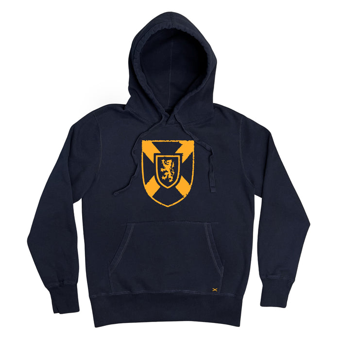 Original Coat Of Arms Hoodie in Navy