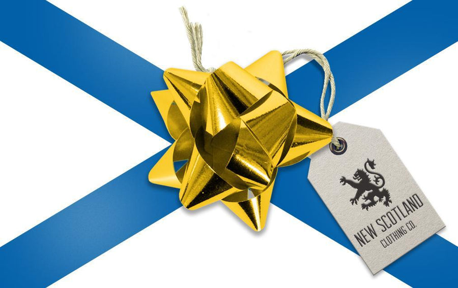 New Scotland Clothing Gift Card - New Scotland Clothing Co.
