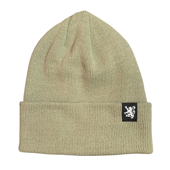 Classic Lion Tight Knit Toque in Sage